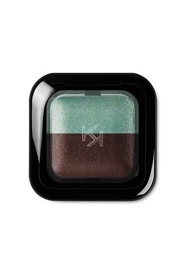 KIKO Milano Bright Duo Baked Eyeshadow 21 Yeşil